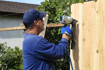 Fences & Decks Construction in Houston, TX